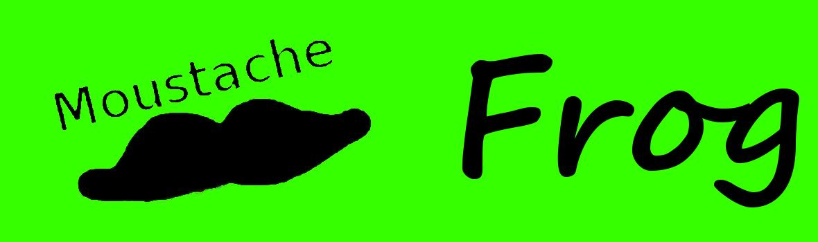 Moustache Frog